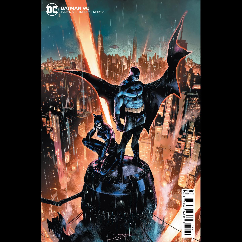 BATMAN #90 2ND PTG
