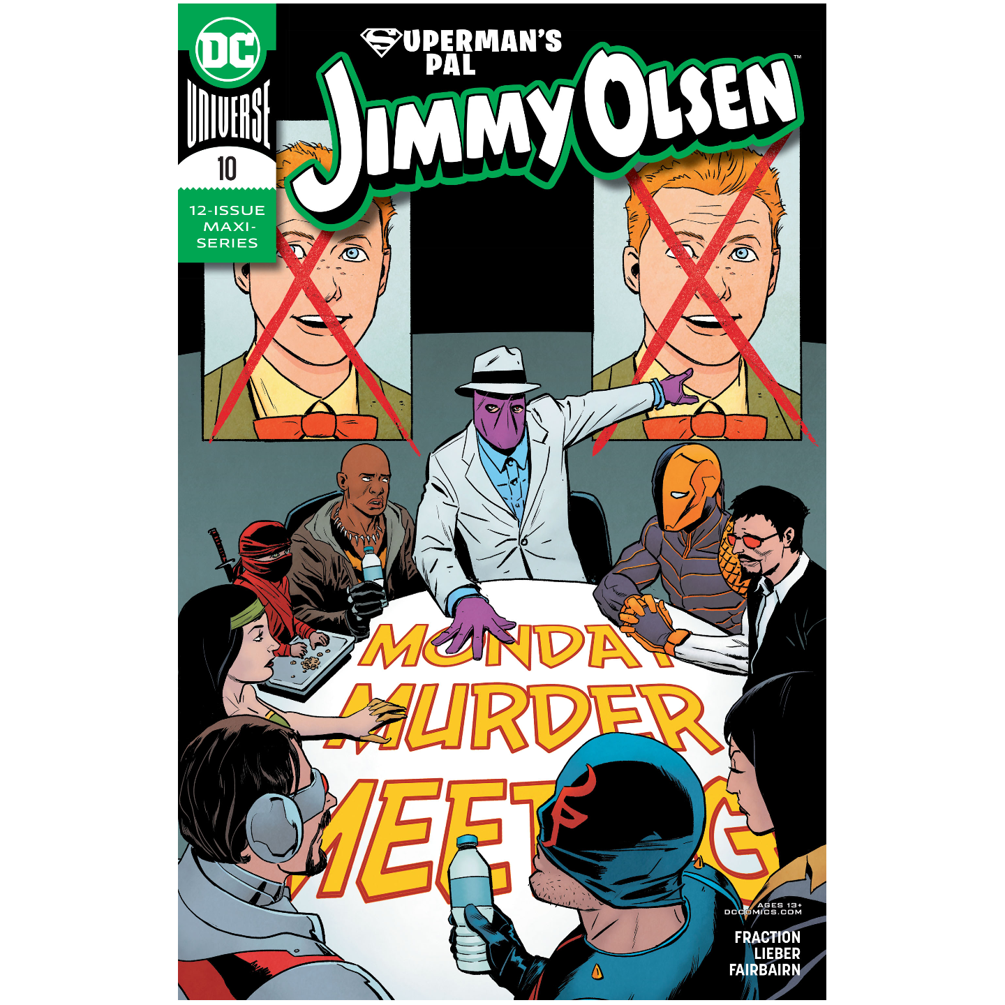 SUPERMANS PAL JIMMY OLSEN 10 OF 12