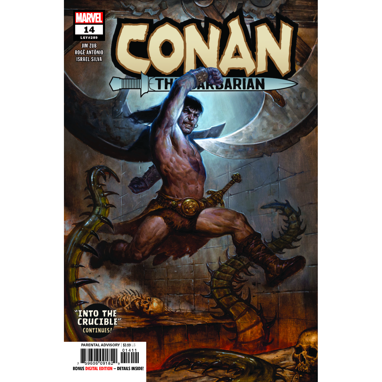 CONAN THE BARBARIAN 14