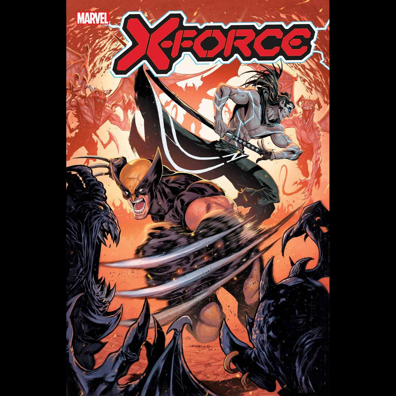 X-FORCE #13 COELLO VAR XOS
