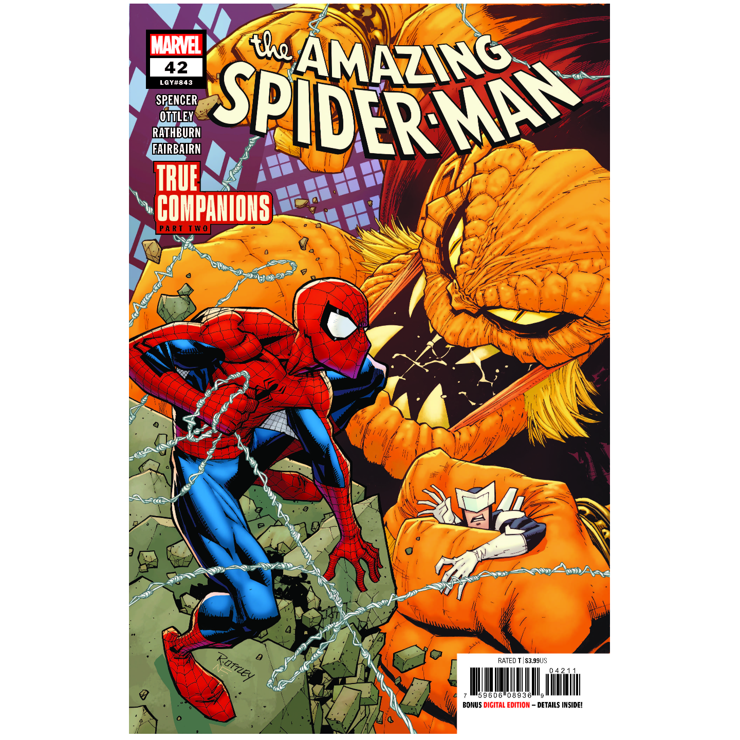 AMAZING SPIDER-MAN 42