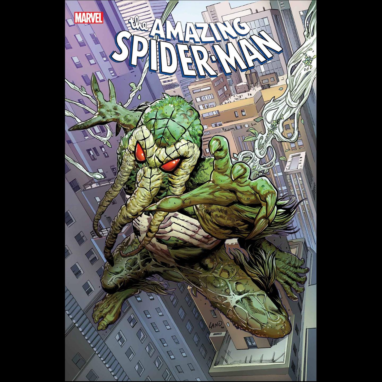 AMAZING SPIDER-MAN #62 LAND SPIDER-MAN-THING VAR