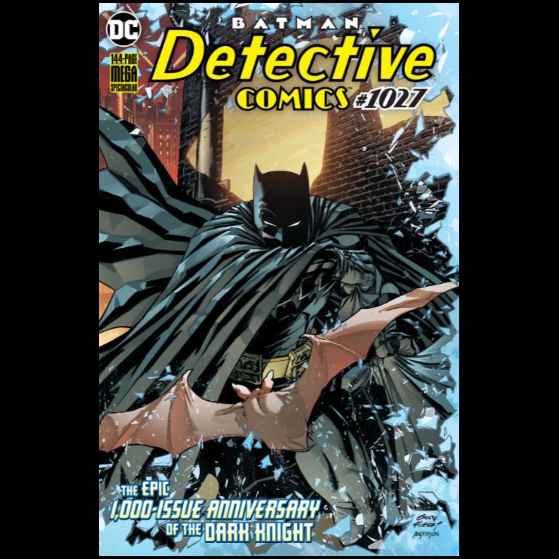DETECTIVE COMICS #1027 CVR A ANDY KUBERT WRAPAROUND