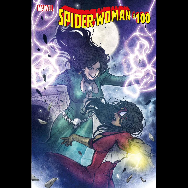 SPIDER-WOMAN #5 TAKEDA VILLAIN VAR