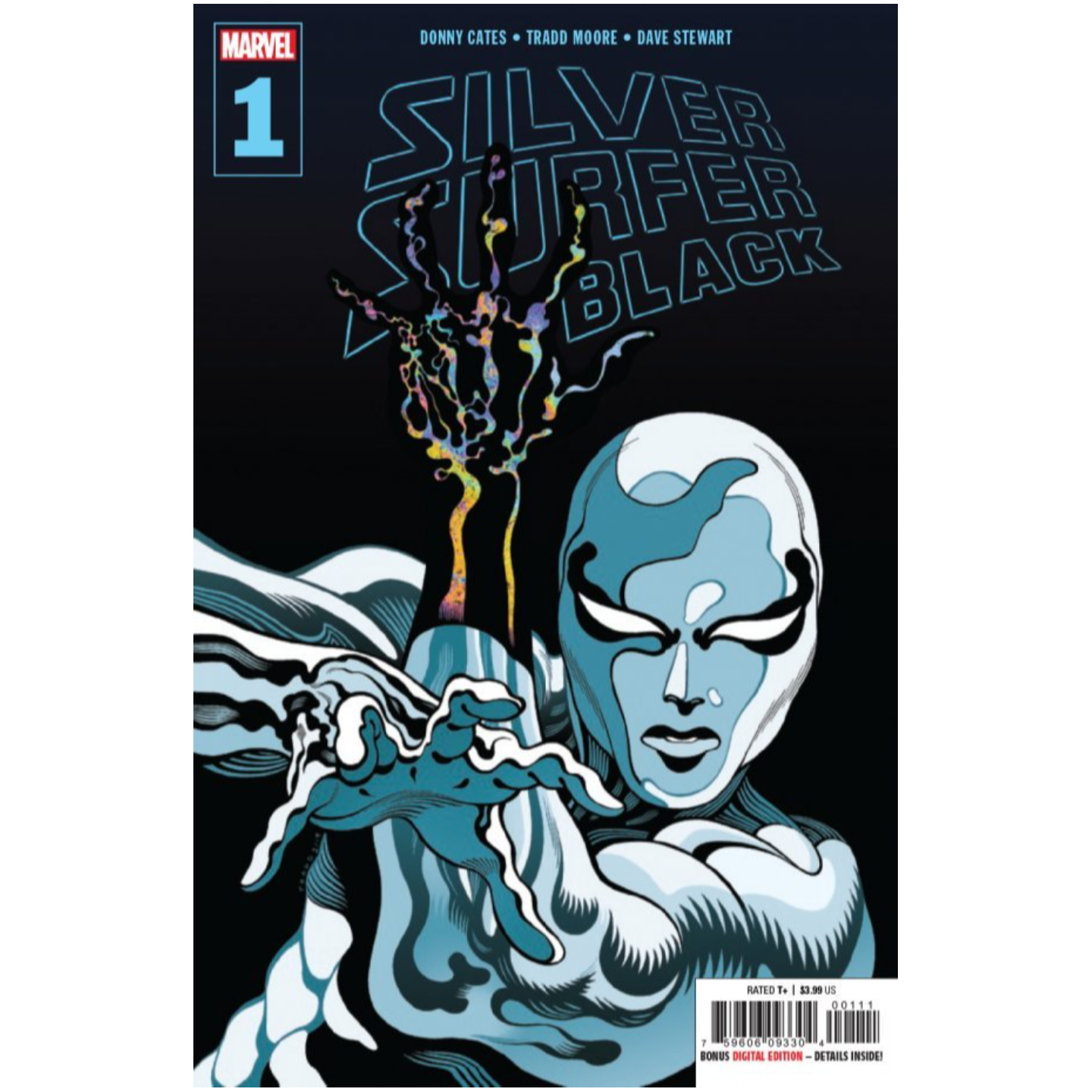 SILVER SURFER BLACK 1
