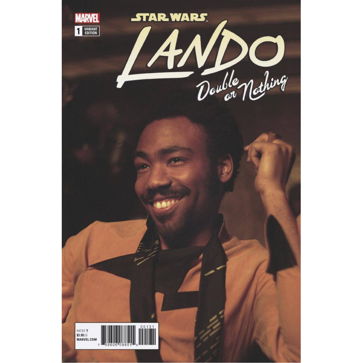 STAR WARS: LANDO - DOUBLE OR NOTHING #1 - MOVIE VAR
