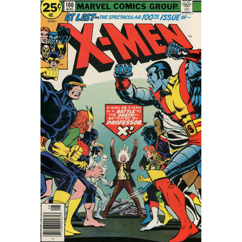 UNCANNY X-MEN 100 KEY ISSUE