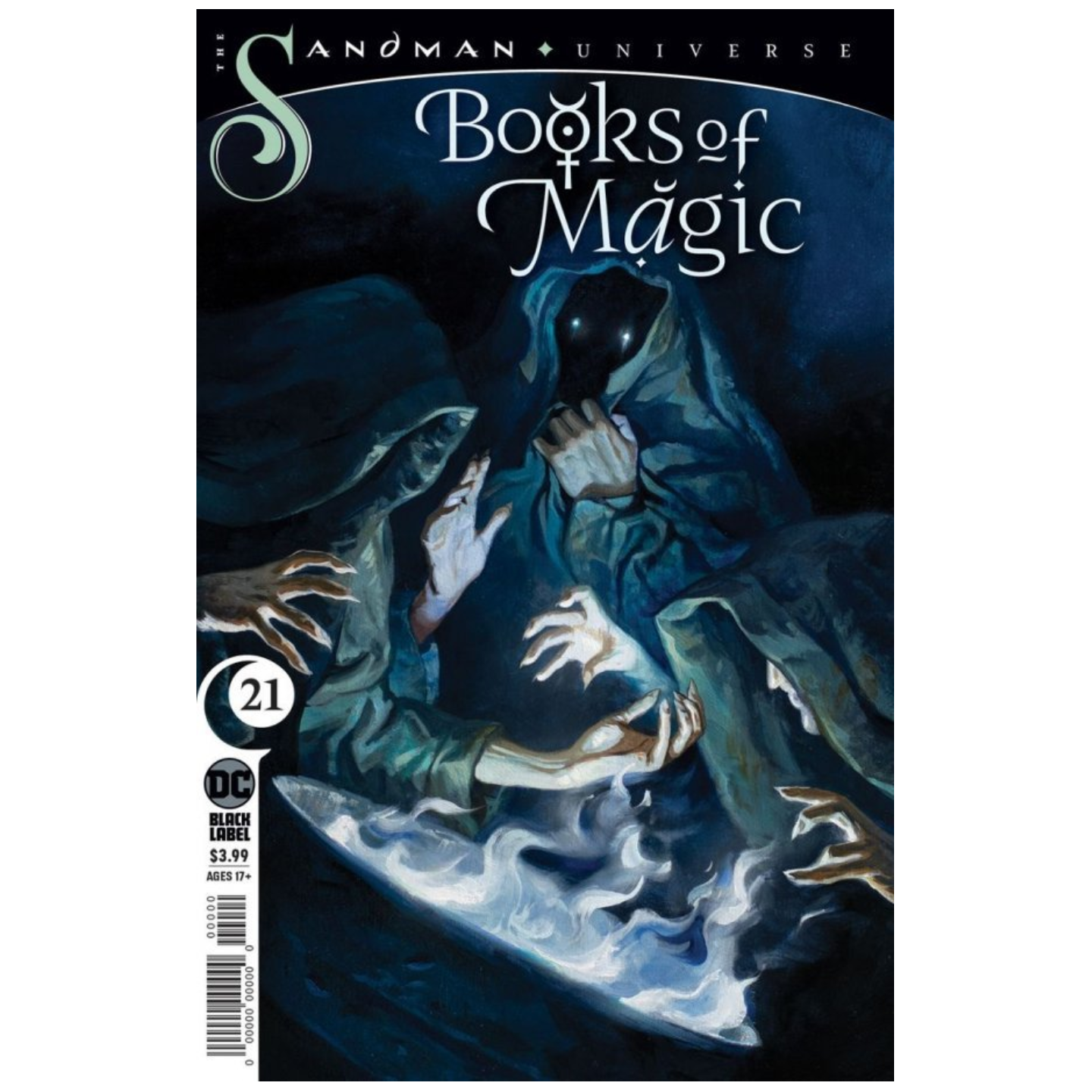 BOOKS OF MAGIC 21