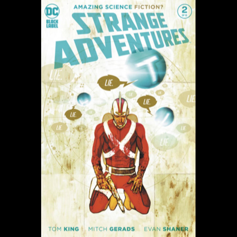STRANGE ADVENTURES #2 (OF 12)