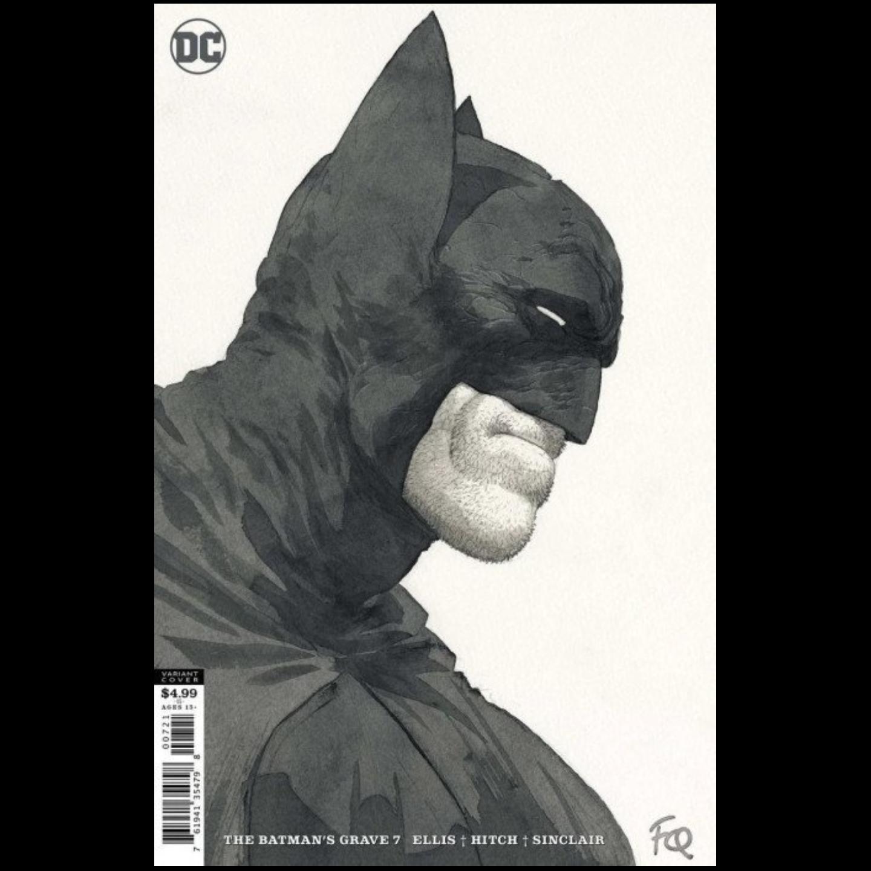 THE BATMAN GRAVE #9 VAR