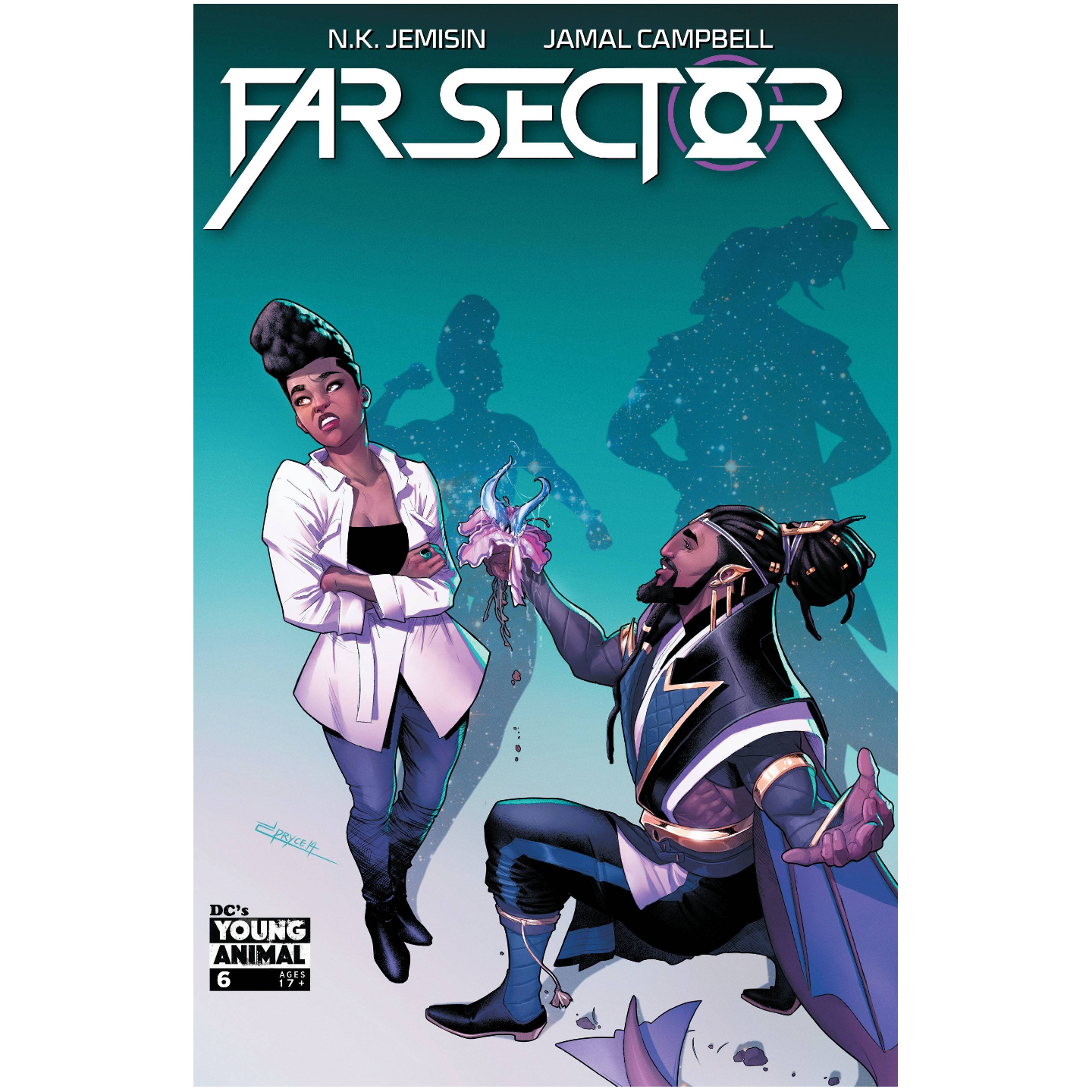 FAR SECTOR #6 (OF 12)
