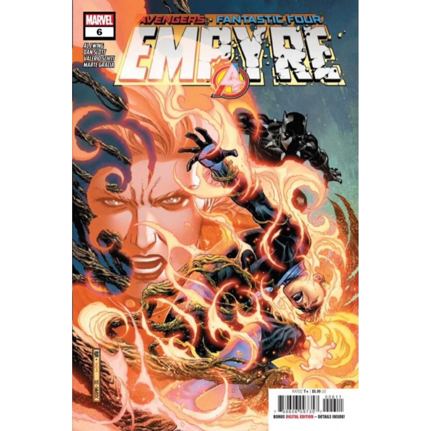 EMPYRE #6 (OF 6)