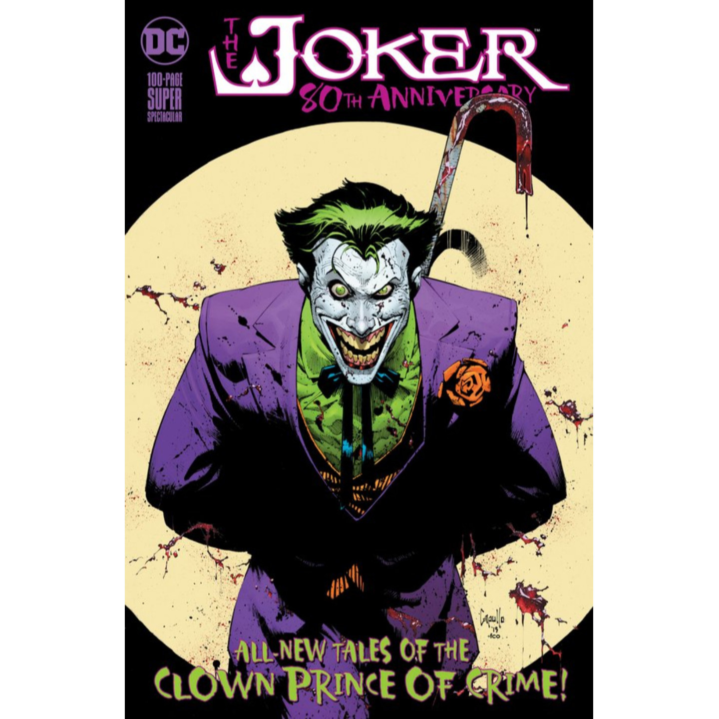 HE JOKER 80TH ANNIVERSARY 100-PAGE SUPER SPECTACULAR 1
