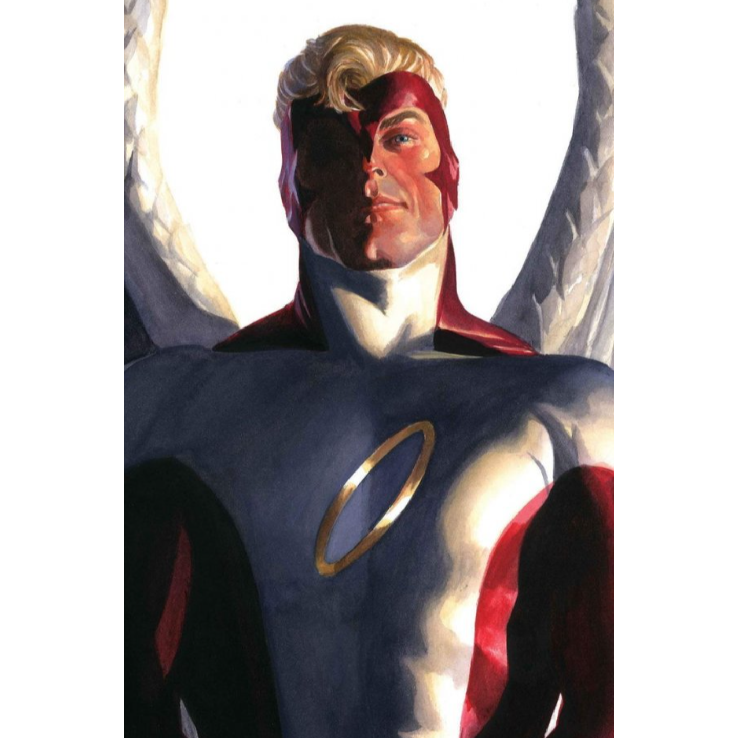 X-FACTOR #4 ALEX ROSS ANGEL TIMELESS VAR XOS