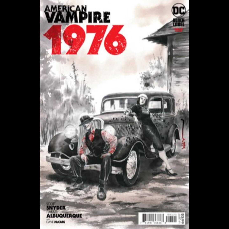 AMERICAN VAMPIRE 1976 #1 (OF 9) CVR B DUSTIN NGUYEN VAR
