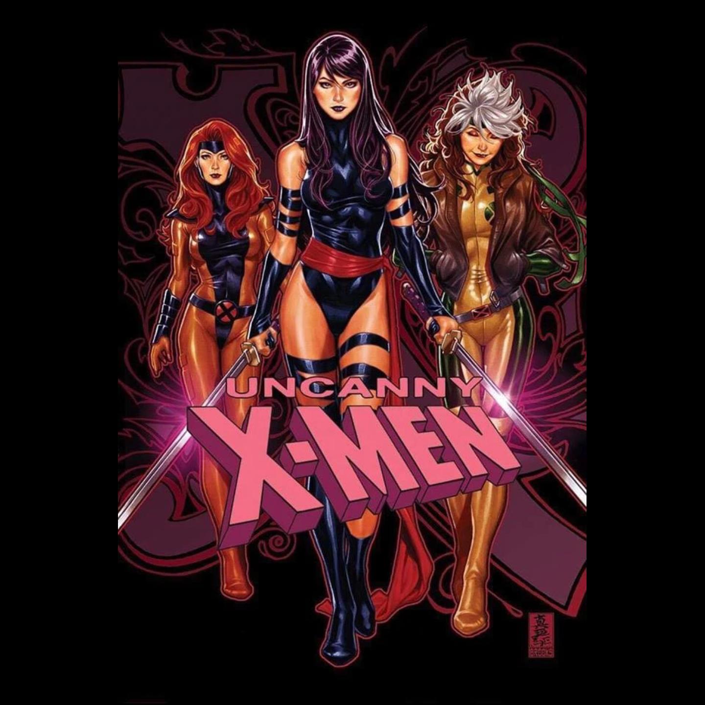 UNCANNY X-MEN 1 MARK BROOKS EXCLUSIVE SIGNED