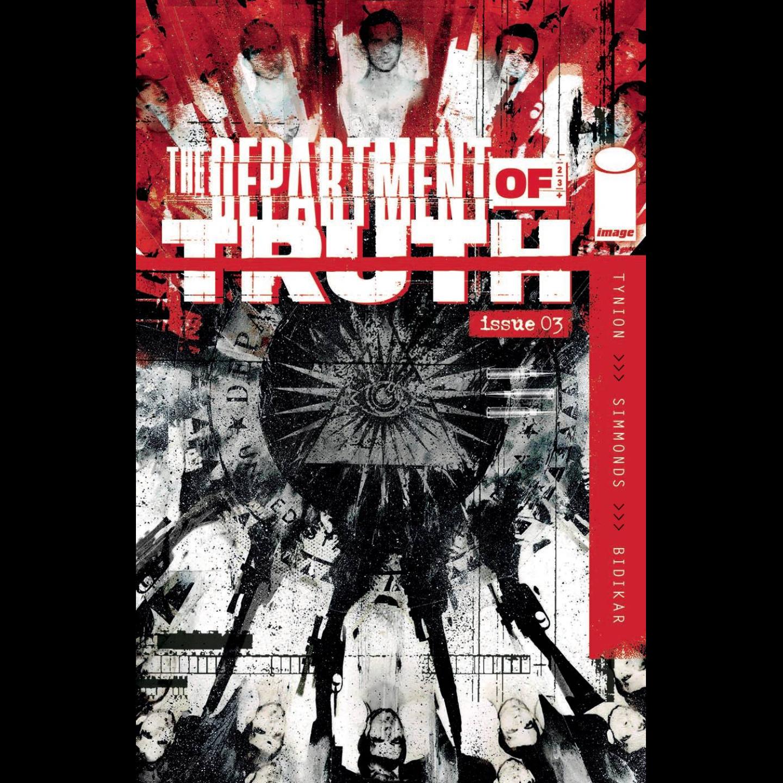 DEPARTMENT OF TRUTH #3 CVR A SIMMONDS (MR)