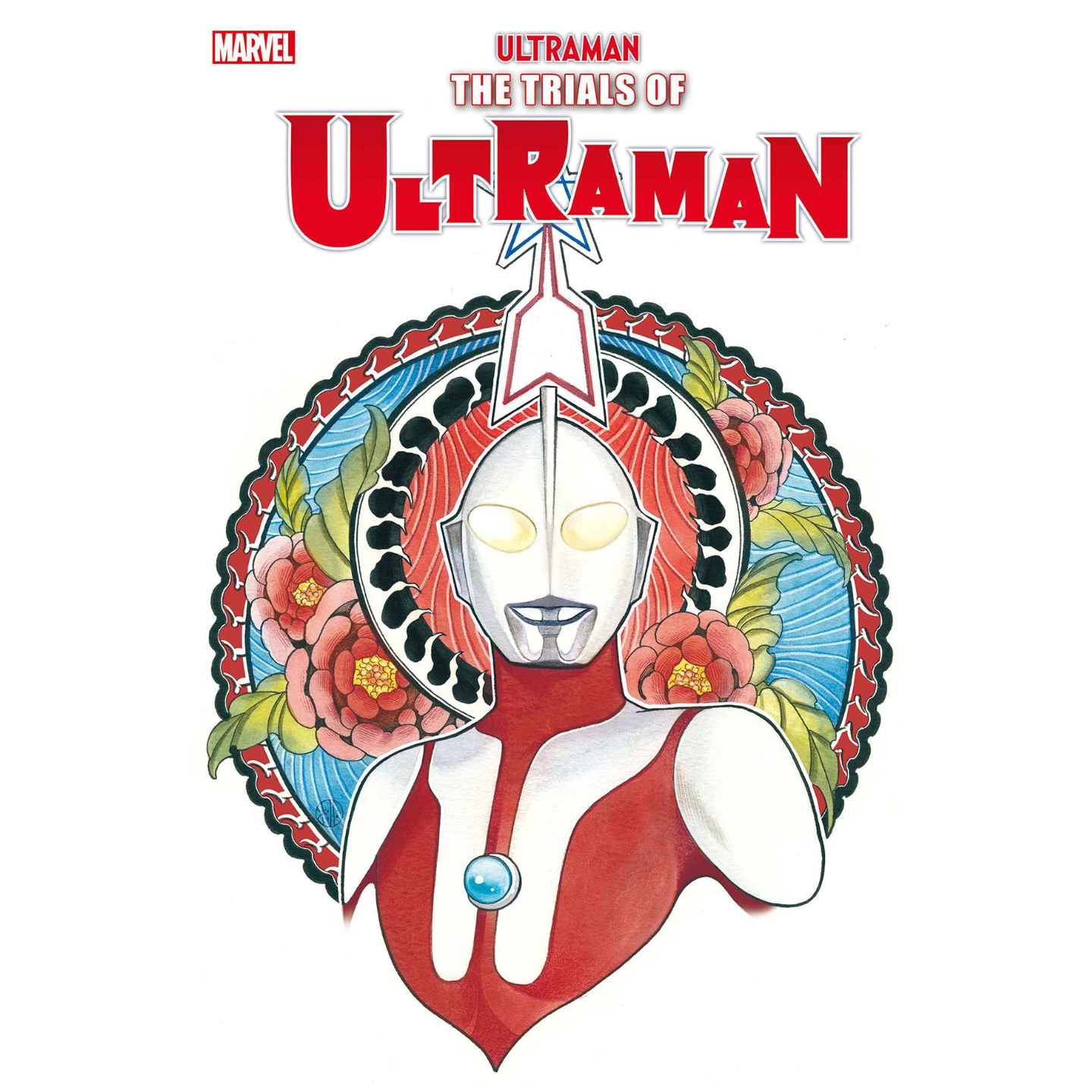 TRIALS OF ULTRAMAN #1 (OF 5) MOMOKO VAR