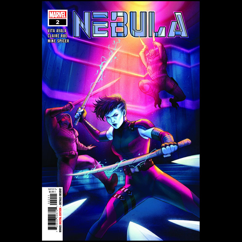 NEBULA 2 OF 5