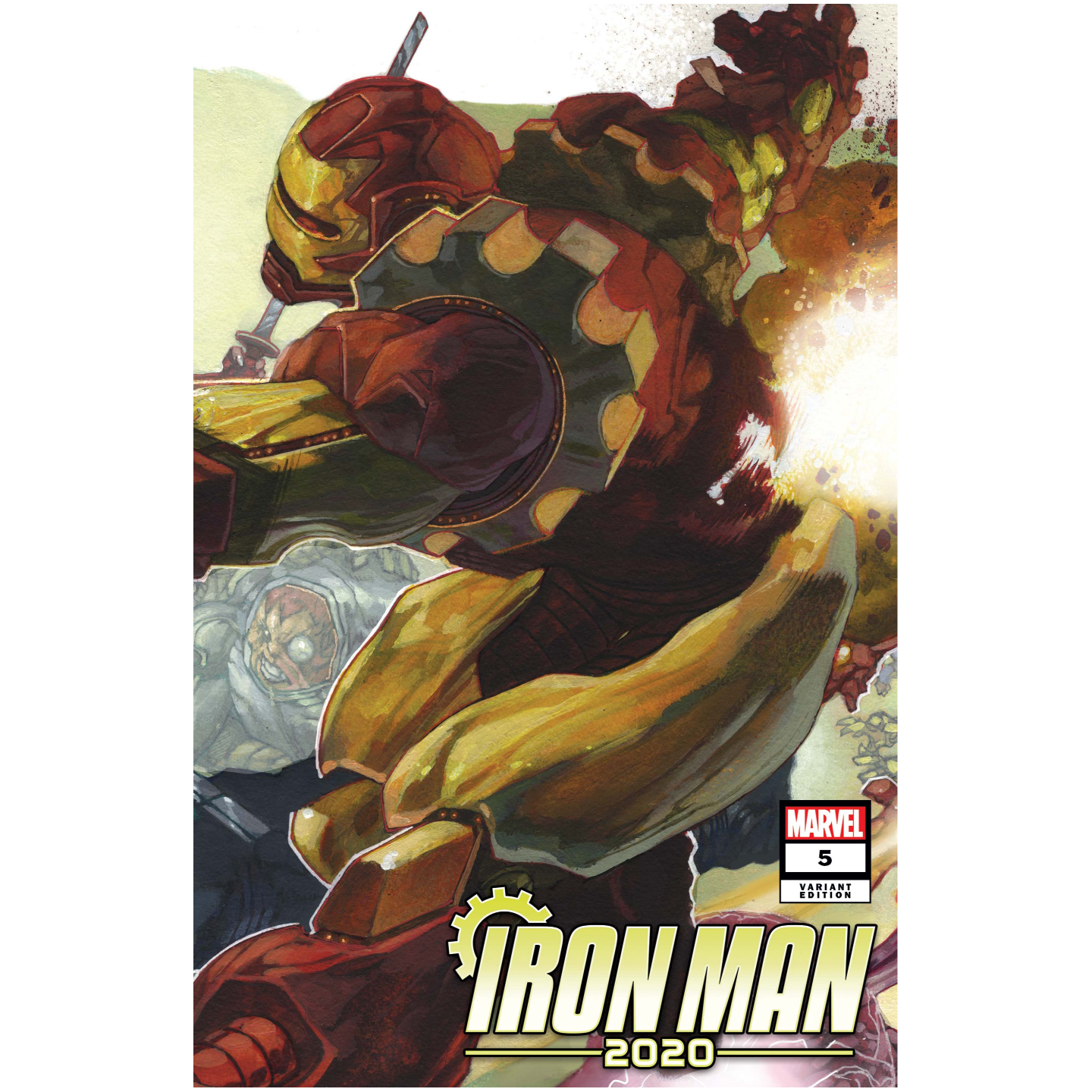 IRON MAN 2020 #5 (OF 6) BIANCHI CONNECTING VAR