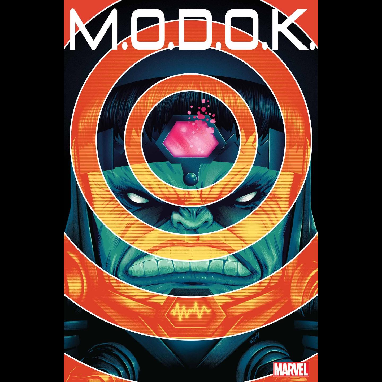 MODOK HEAD GAMES #1 DOALY VAR