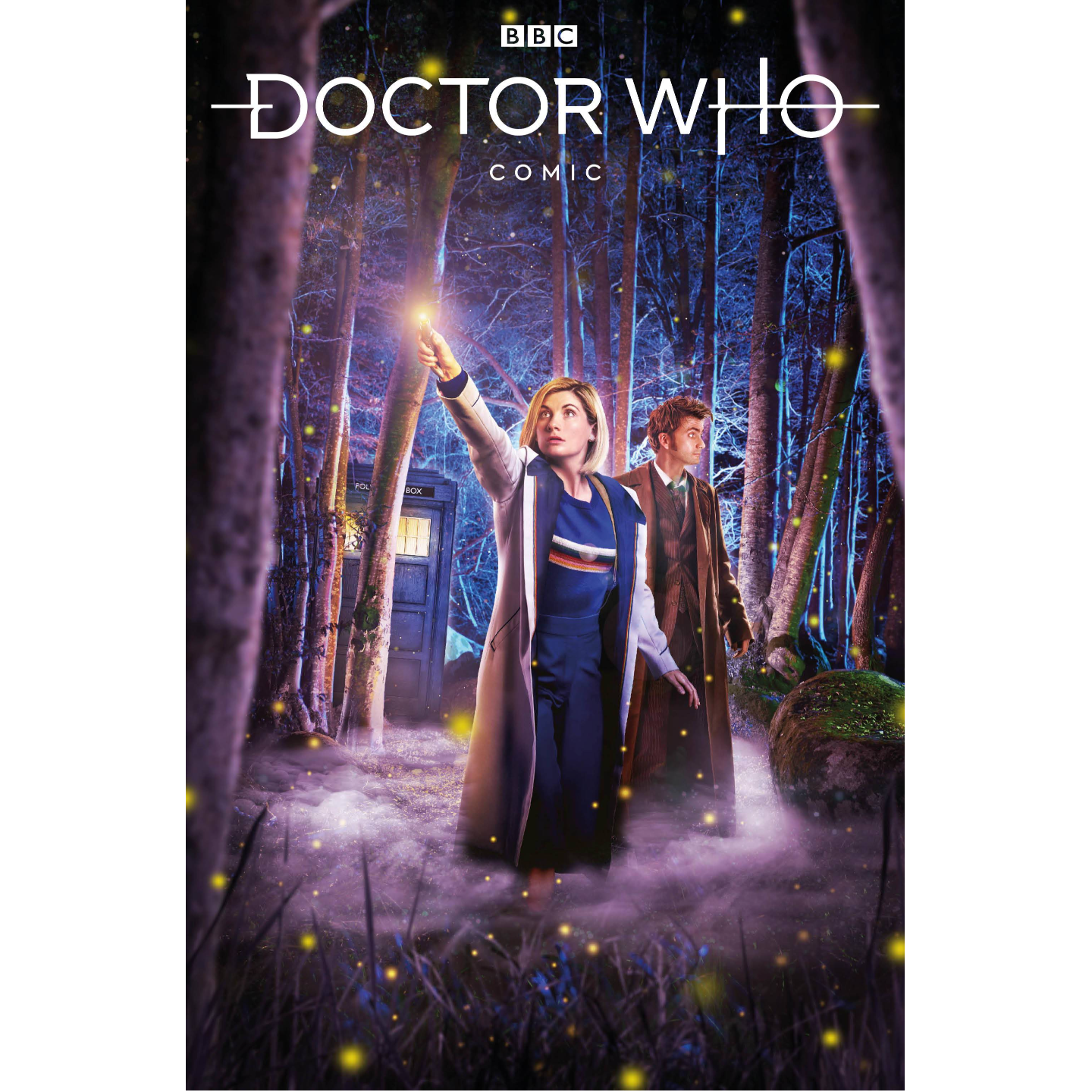 DOCTOR WHO COMICS #4 CVR B PHOTO