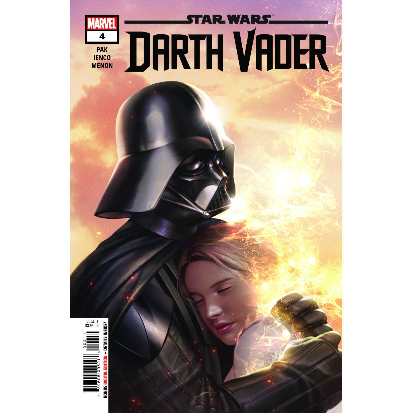 STAR WARS DARTH VADER #4