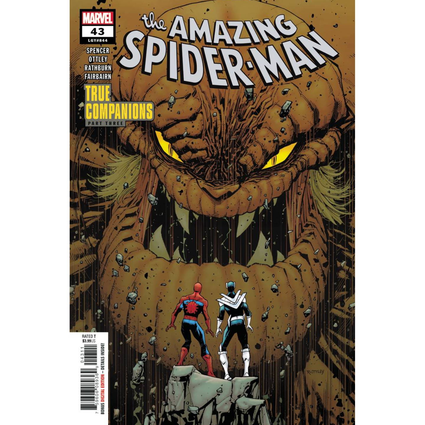 AMAZING SPIDER-MAN #43