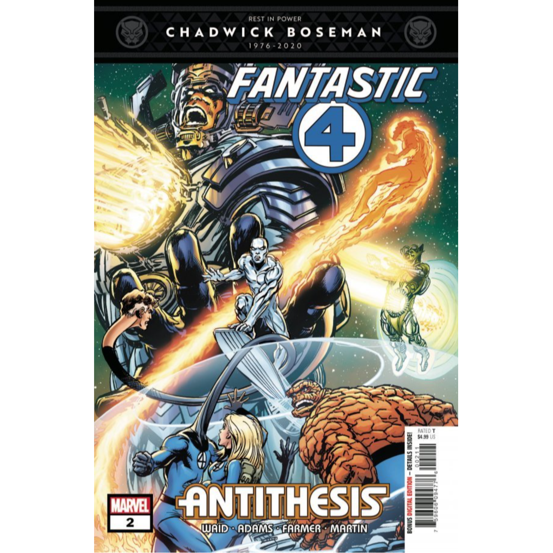 FANTASTIC FOUR ANTITHESIS 2 OF 4