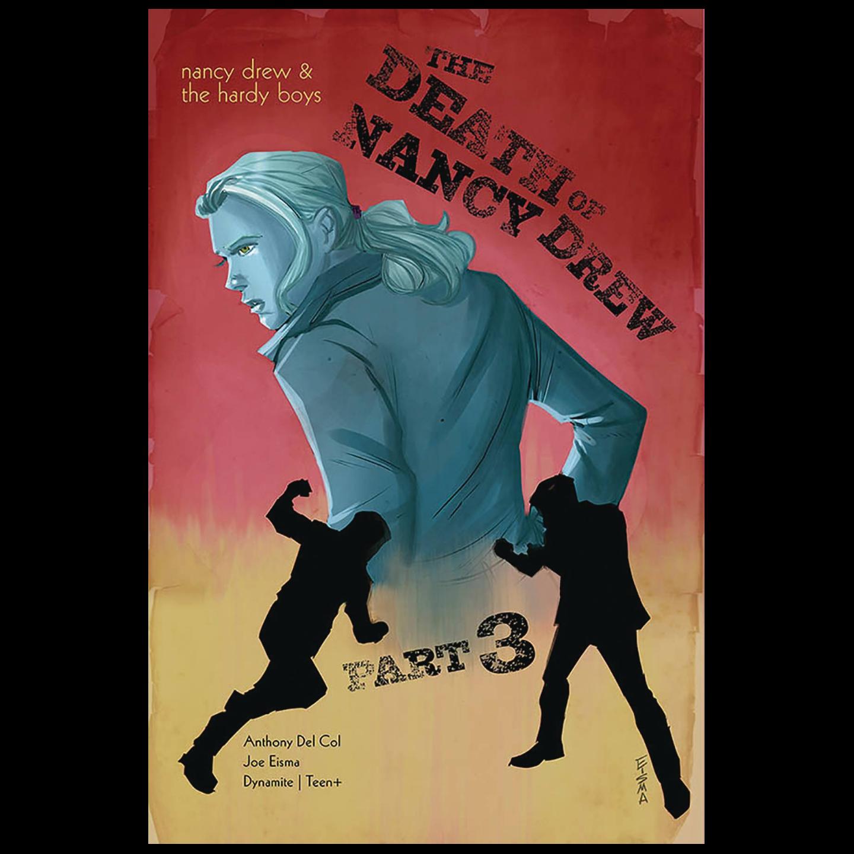 NANCY DREW & HARDY BOYS DEATH OF NANCY DREW 3 CVR A EISMA
