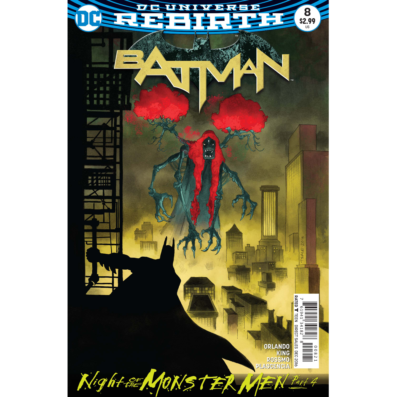 BATMAN #8 VARIANT