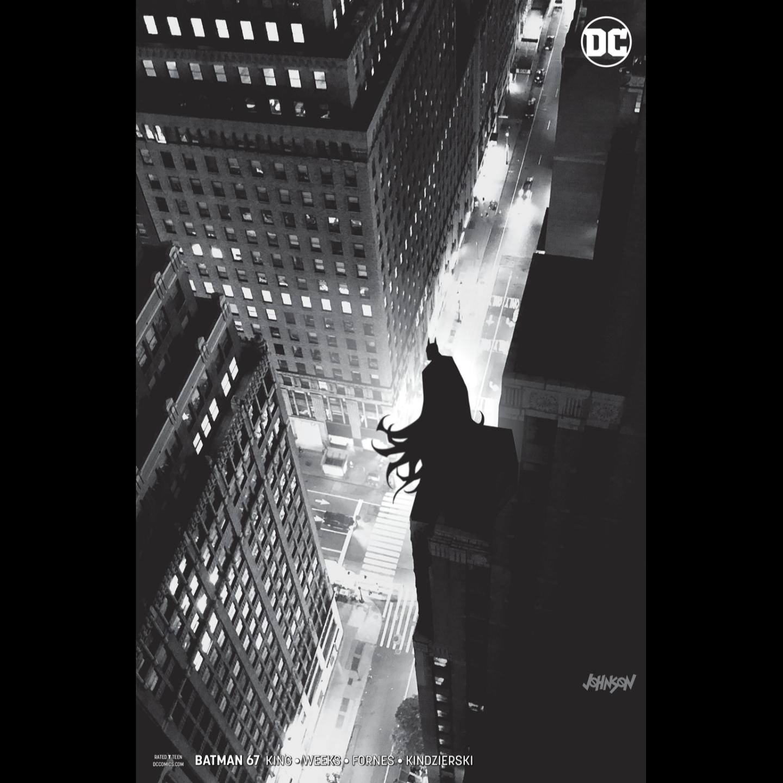 BATMAN #67 VARIANT