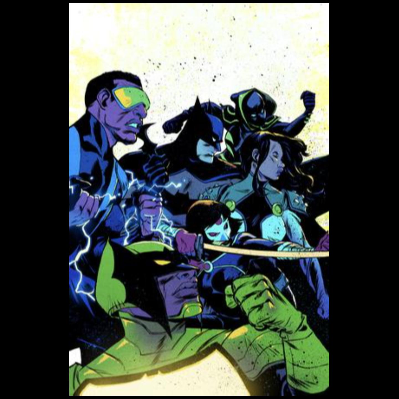 BATMAN & THE OUTSIDERS #17 CVR B SANFORD GREENE VAR