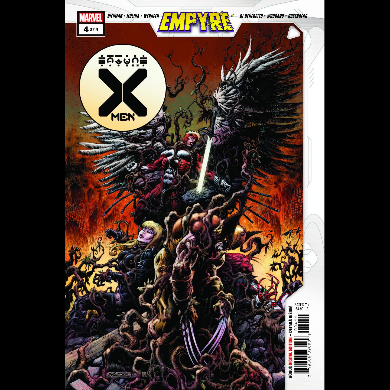 EMPYRE X-MEN #4 (OF 4)