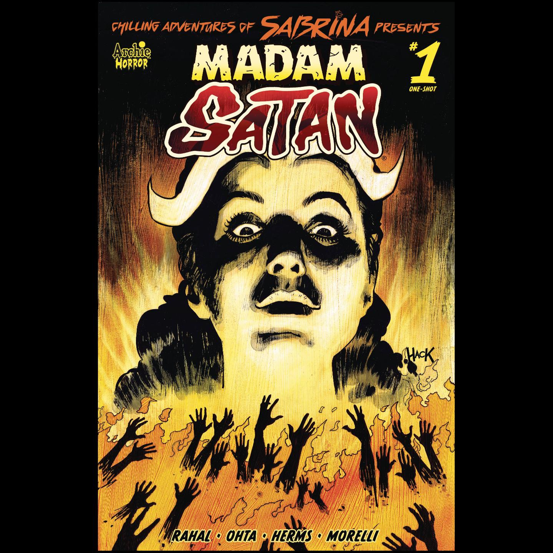 MADAM SATAN ONE SHOT CHILLING SABRINA #1 CVR B HACK (MR)