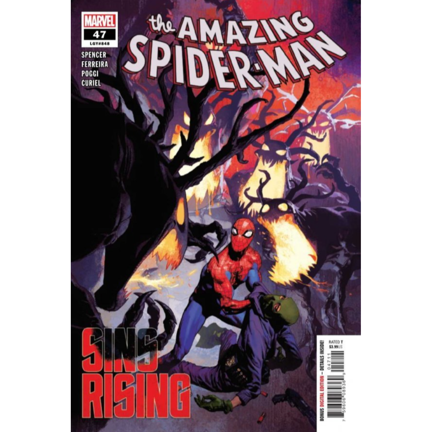 AMAZING SPIDER-MAN #47