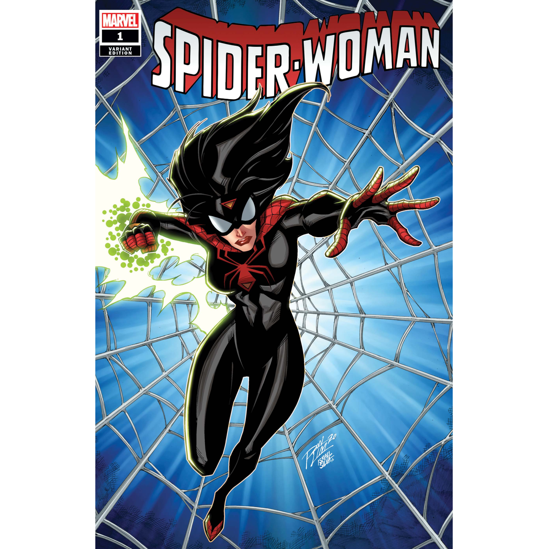 SPIDER-WOMAN #1 RON LIM VAR