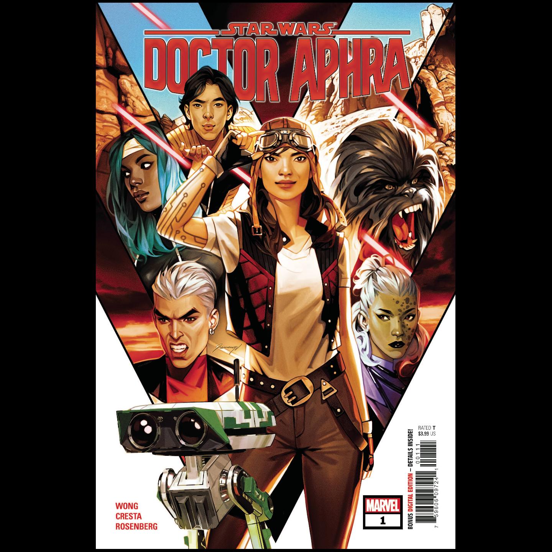 STAR WARS DOCTOR APHRA #1
