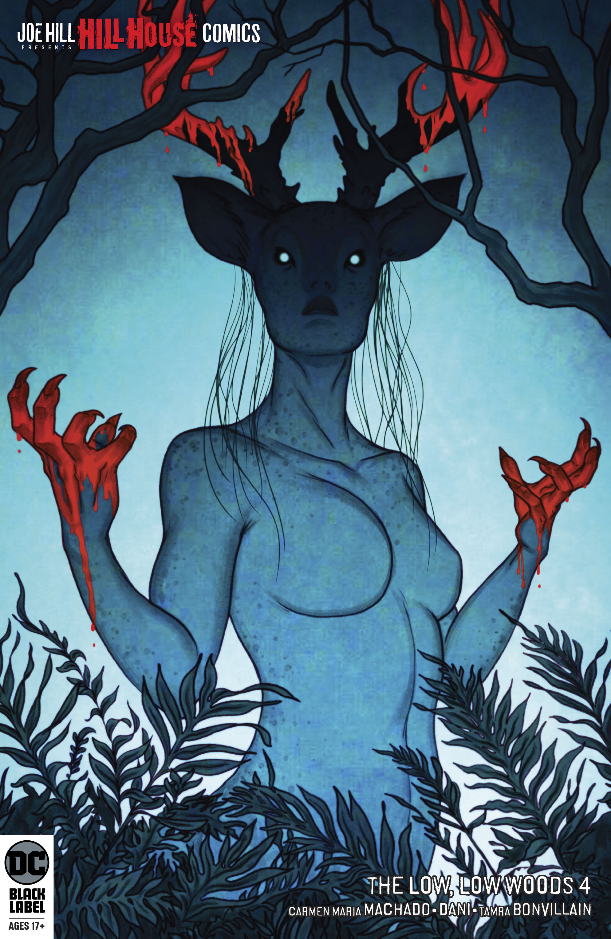 LOW LOW WOODS 4 OF 6 JENNY FRISON VAR ED MR