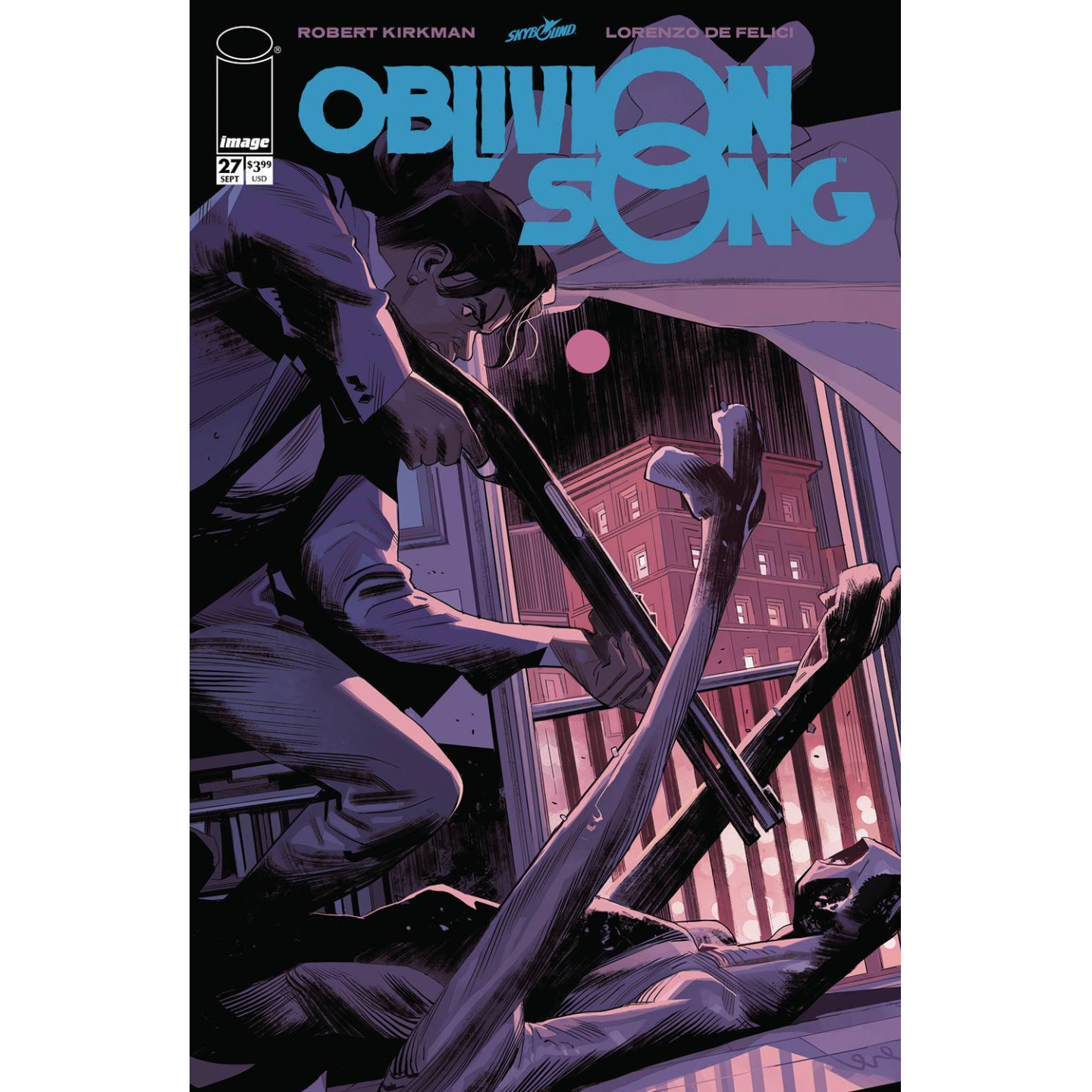 OBLIVION SONG BY KIRKMAN & DE FELICI #27 (MR)
