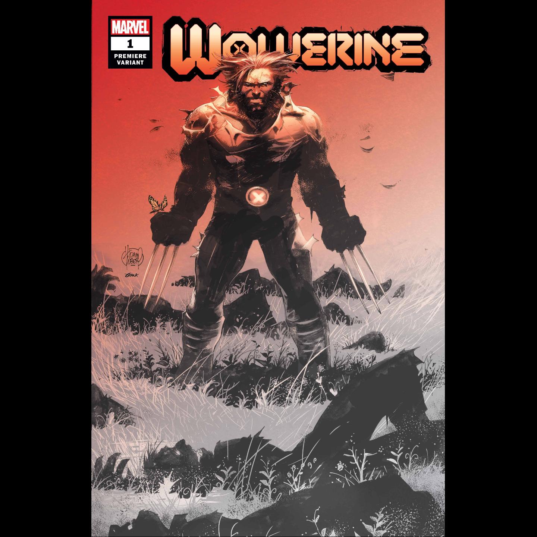 WOLVERINE #1 - KUBERT PREMIERE VAR