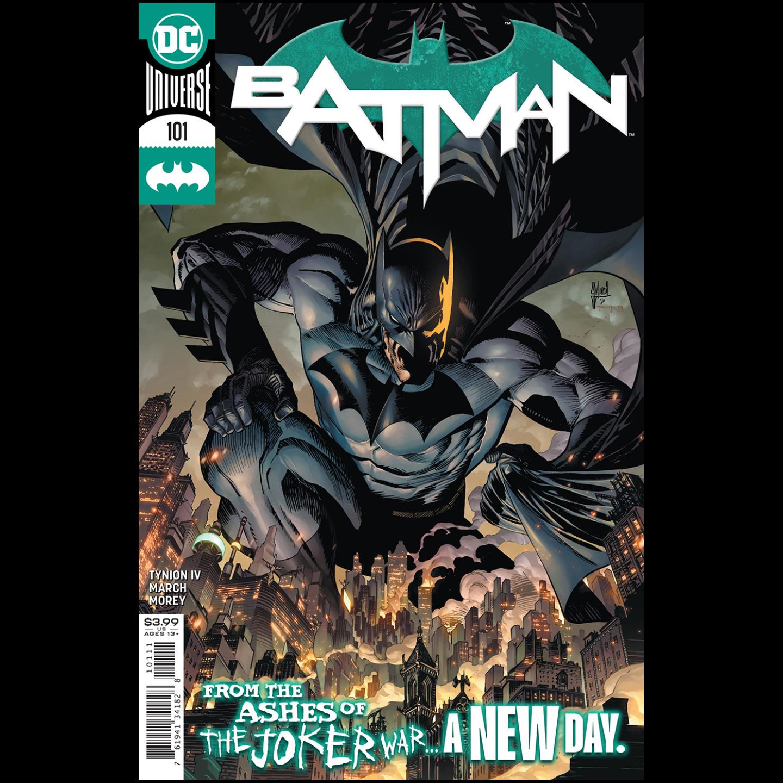 BATMAN #101 CVR A GUILLEM MARCH