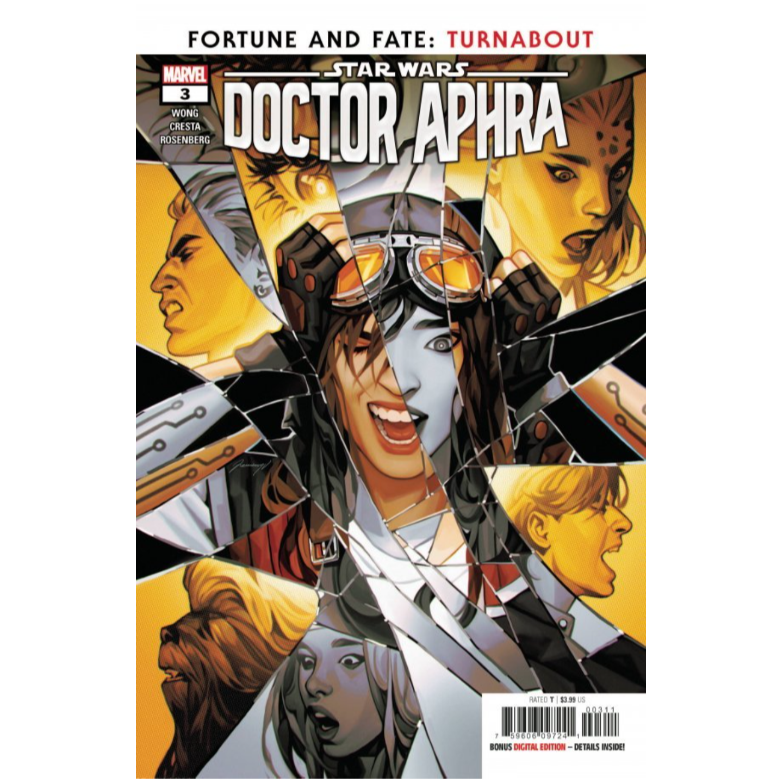STAR WARS DOCTOR APHRA #3