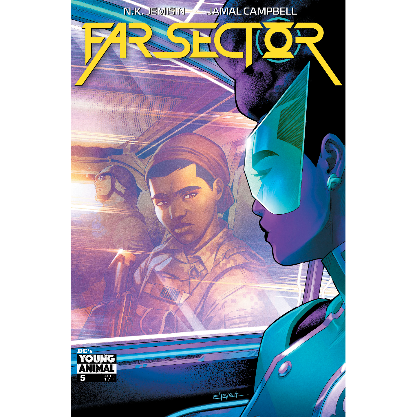 FAR SECTOR #5 (OF 12) (MR)