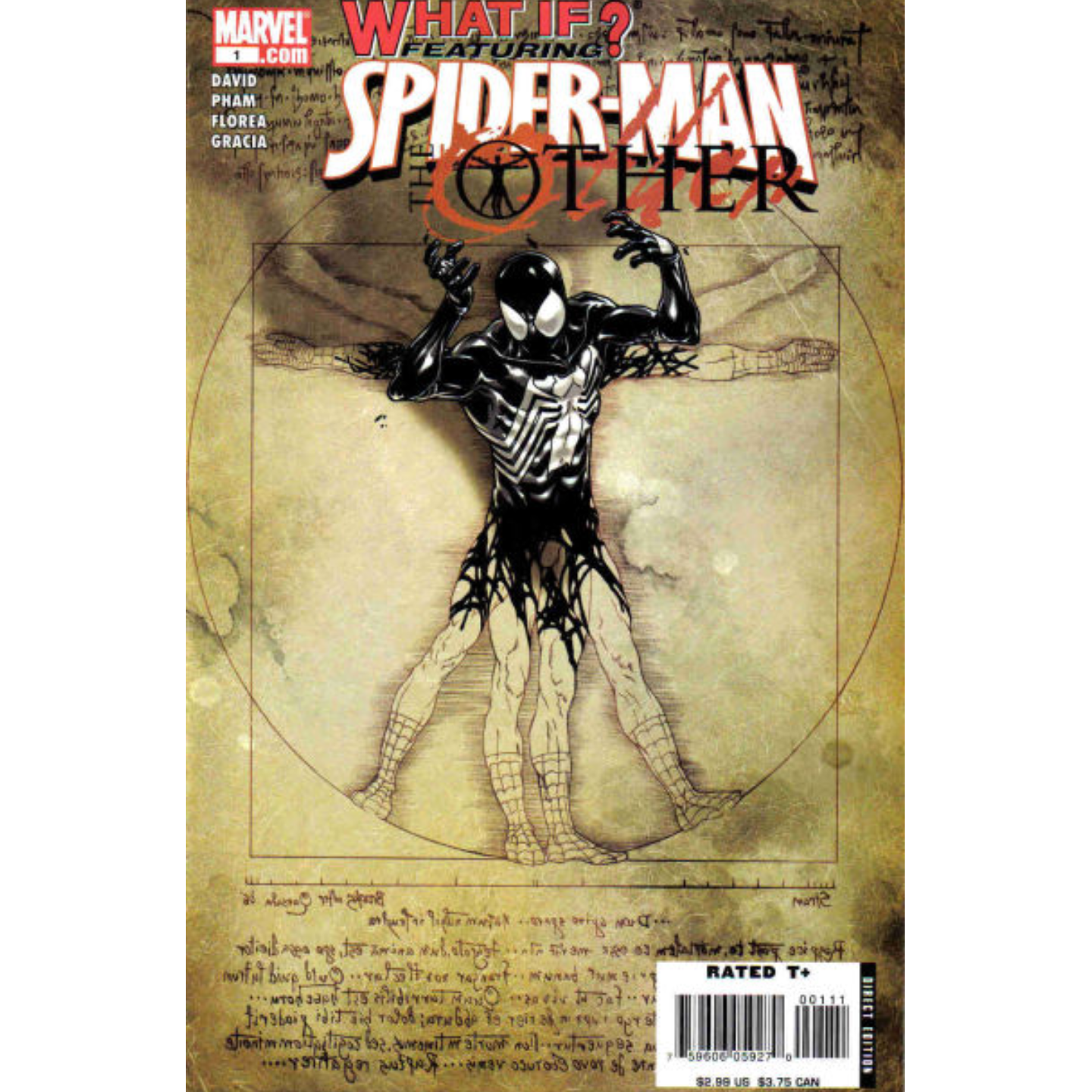WHAT IF SPIDERMAN THE OTHER 1 KEY ISSUE