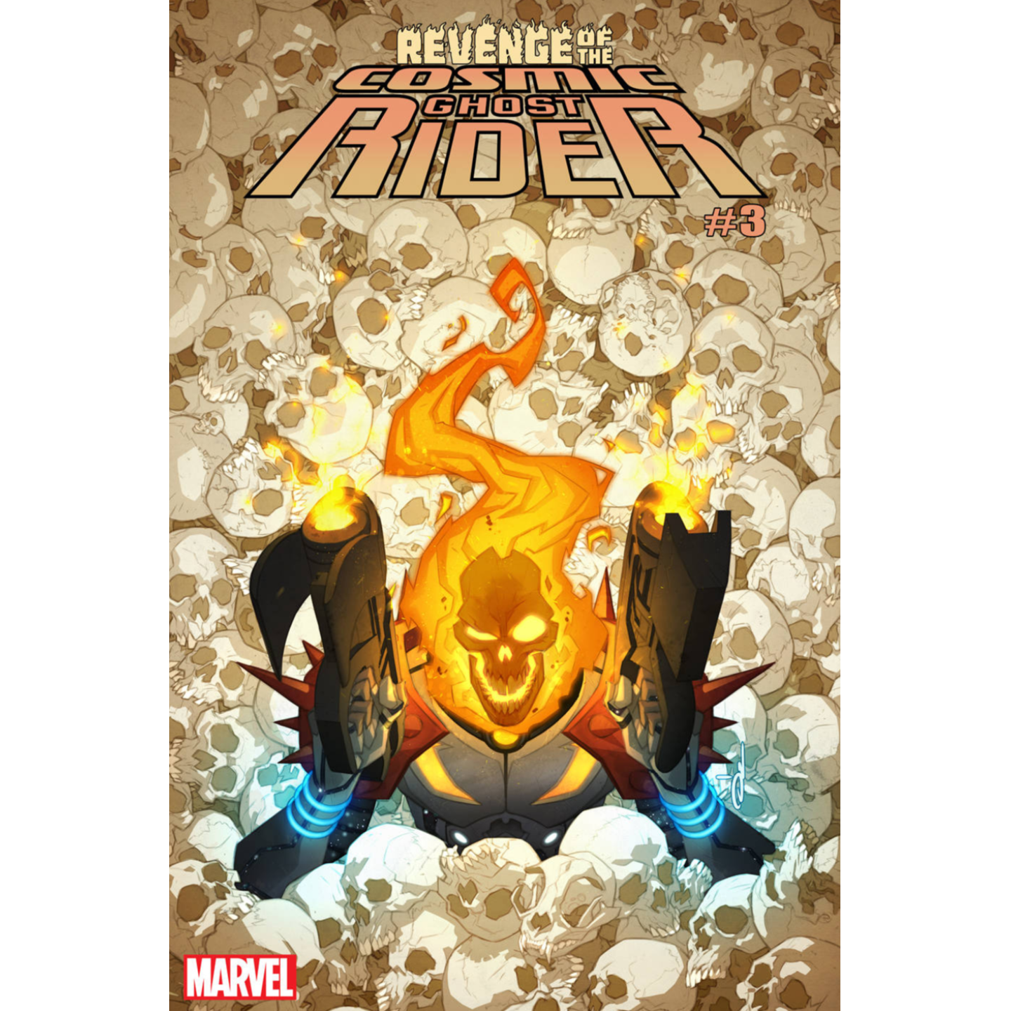 REVENGE OF THE COSMIC GHOST RIDER #3 - YILDRUM VAR