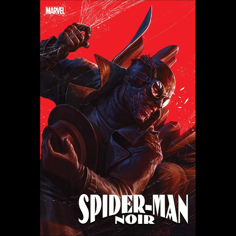 SPIDER-MAN NOIR #5 (OF 5)