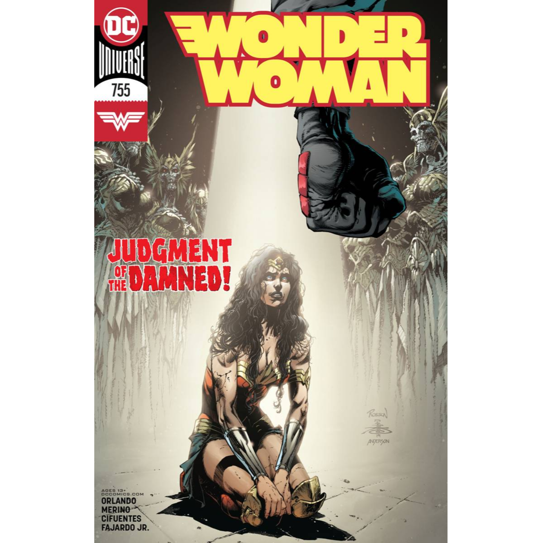 WONDER WOMAN #755
