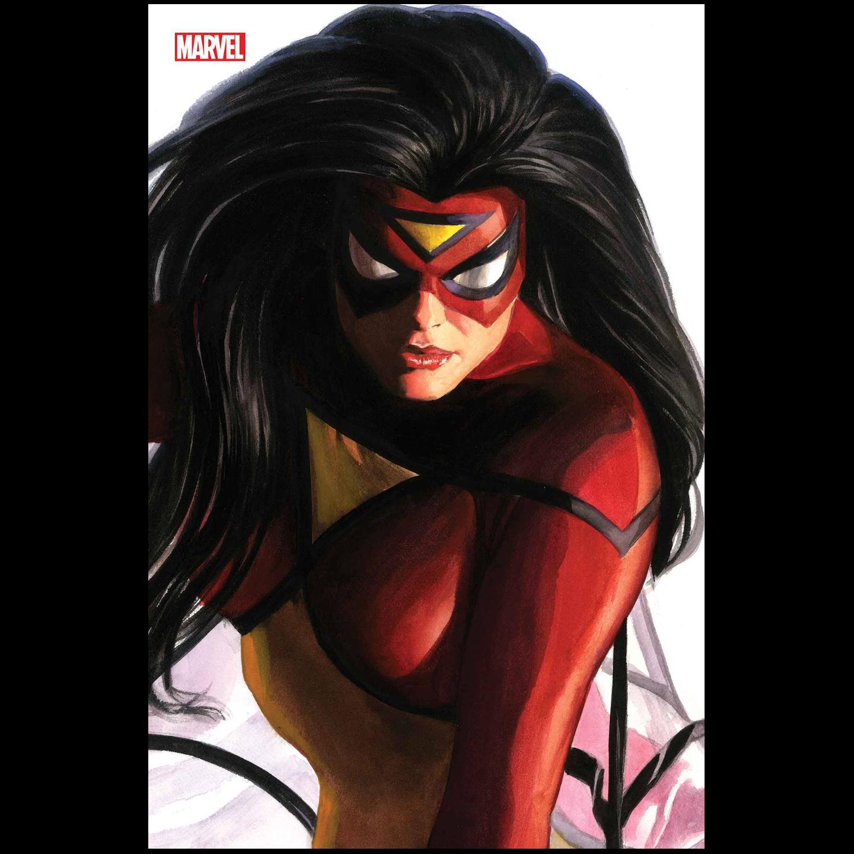 SPIDER-WOMAN #5 ALEX ROSS SPIDER-WOMAN TIMELESS VAR