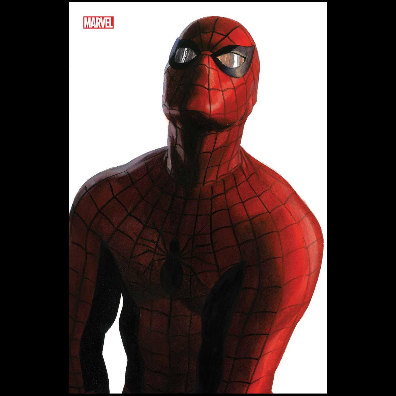 AMAZING SPIDER-MAN #50 ALEX ROSS SPIDER-MAN TIMELESS VAR